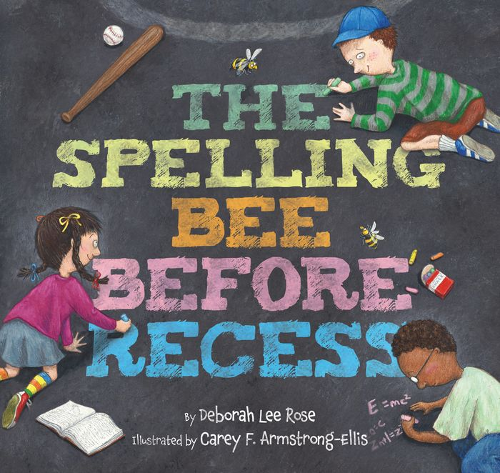 Spelling Bee Before Recess, The spelling bees fd