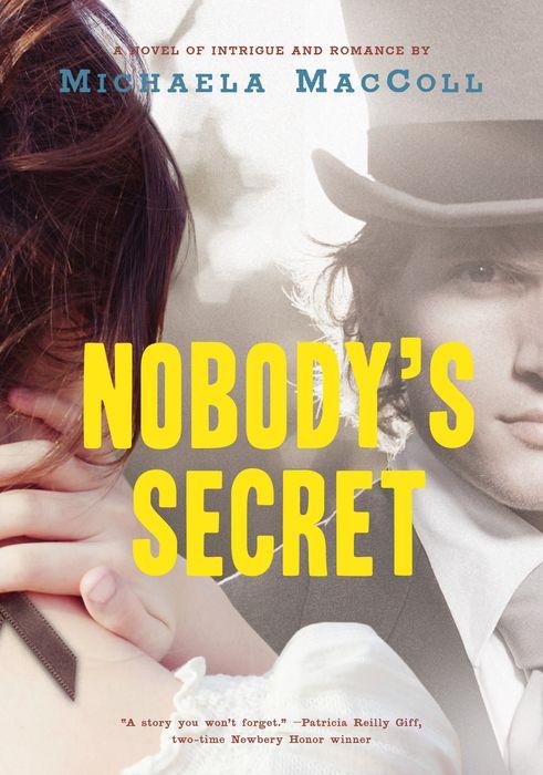 Nobody's Secret the secret life of emily dickinson – a novel