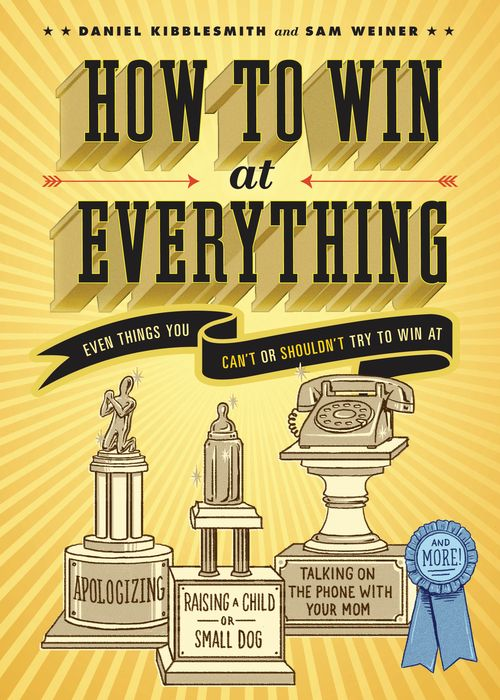 How to Win at Everything letters to your unconscious