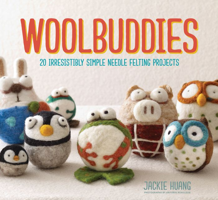 Woolbuddies nerds