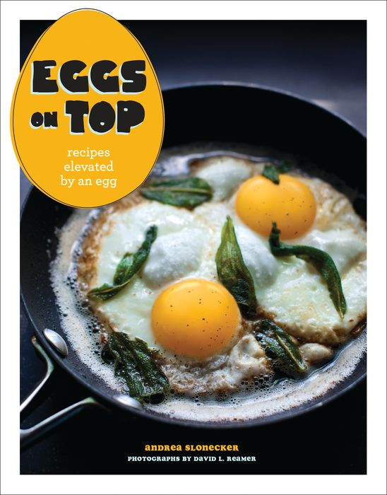 Eggs on Top cook with jamie
