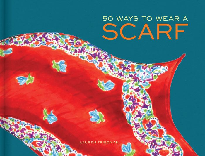 50 Ways to Wear a Scarf violet ugrat ways to heaven colonization of mars i
