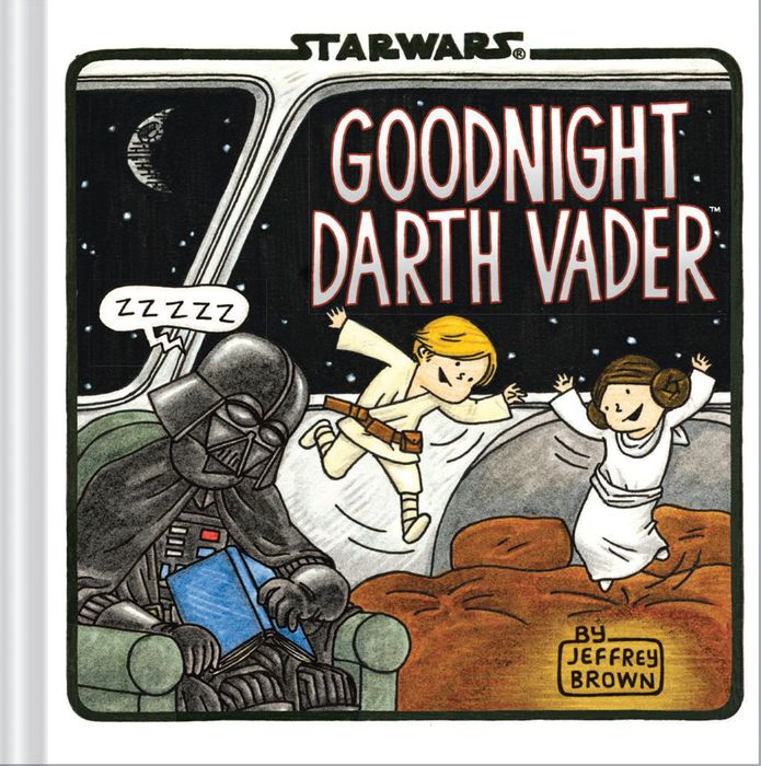все цены на  Goodnight Darth Vader  в интернете