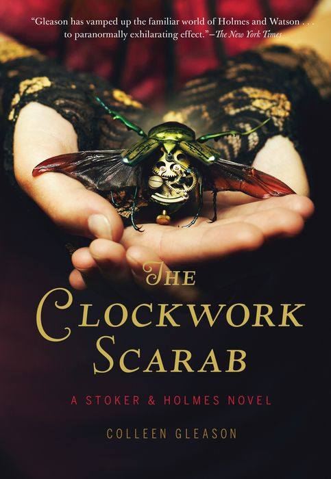 Clockwork Scarab: A Stoker & Holmes Novel, The weir a the martian a novel