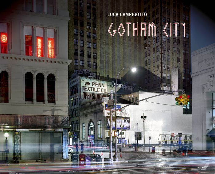 Gotham City queen of babble in the big city