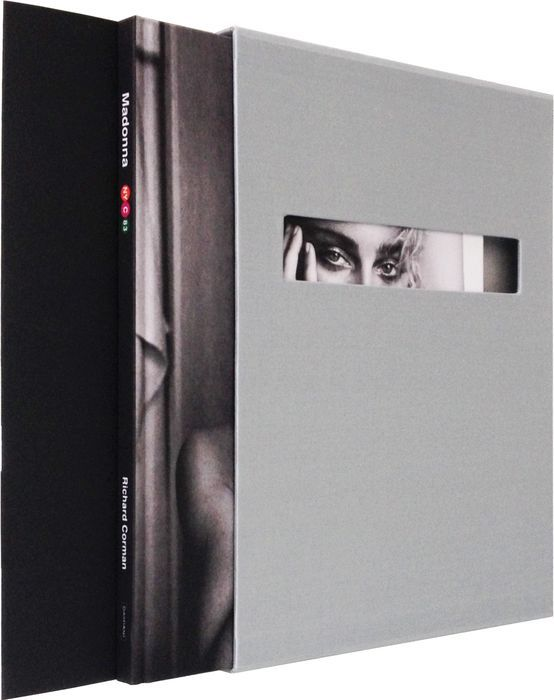 Richard Corman: Madonna NYC 83 Limited Edition (50 copies) richard corman madonna nyc 83