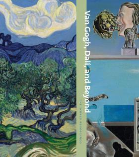 Van Gogh, Dali, and Beyond настенные часы vincent van gogh fd8635