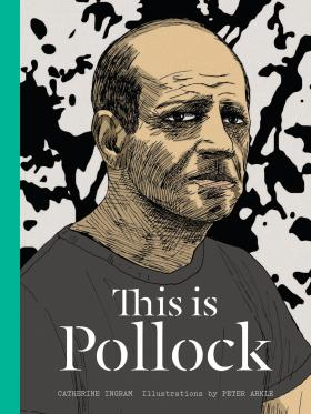 This is Pollock the troubled mind