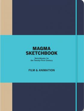 Magma Sketchbook: Film & Animation paris sketchbook jason brooks