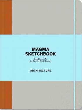 Magma Sketchbook: Architecture paris sketchbook jason brooks