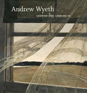 Andrew Wyeth: Looking Out, Looking In customized home personalized seamless integration of the abstract paintings lotus wallpaper 1x3m