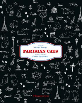 Parisian Cats comings and goings at parrot park