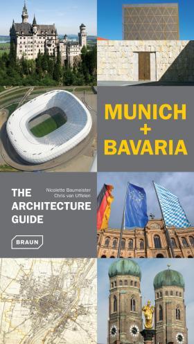 Munich + Bavaria - The Architecture Guide leo sport munich