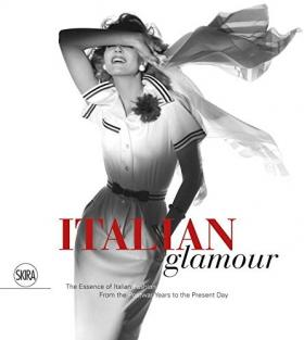 Italian Glamour: The Essence of Italian Fashion From the Postwar Years to the Present Day doershow fashion italian shoe with matching bag set for party african women shoe and bag to match set yellow party shoes pqs1 8