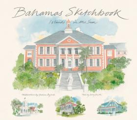 Bahamas Sketchbook cms 33 29композиция маргаритки pavone
