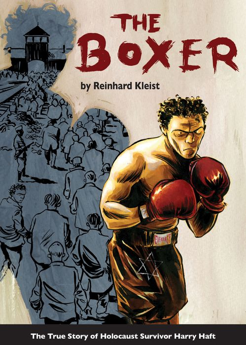 Boxer, The earth 2 society vol 4 life after death