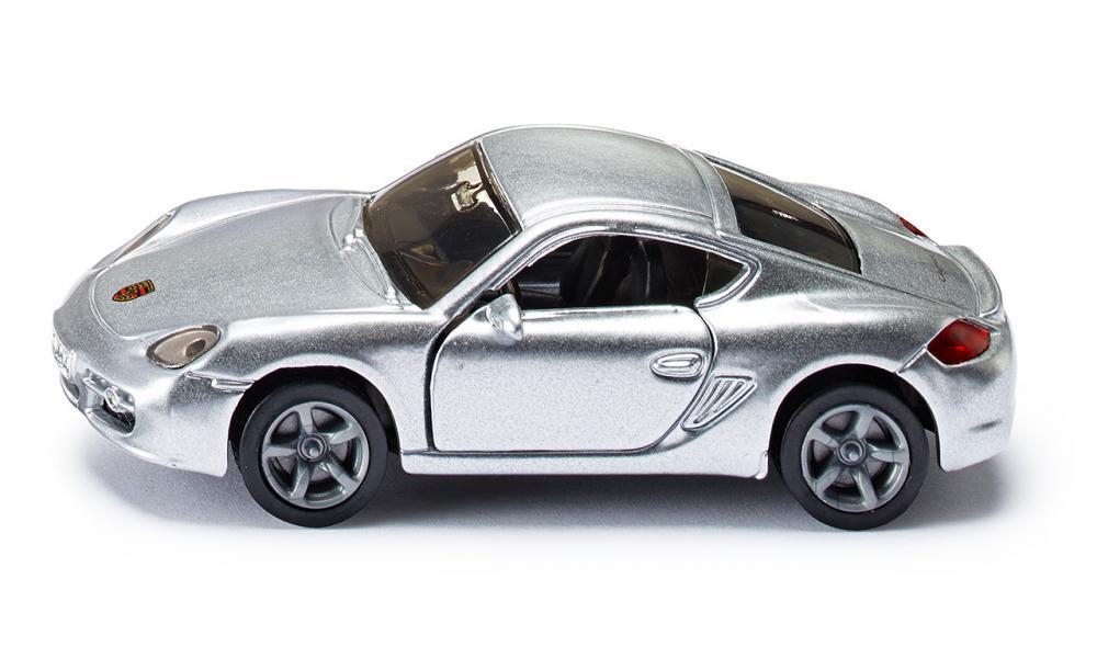 Siku Модель автомобиля Porsche Cayman uni fortunetoys модель автомобиля porsche cayenne turbo