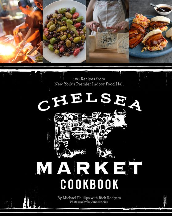 Chelsea Market Cookbook, The street food vendors