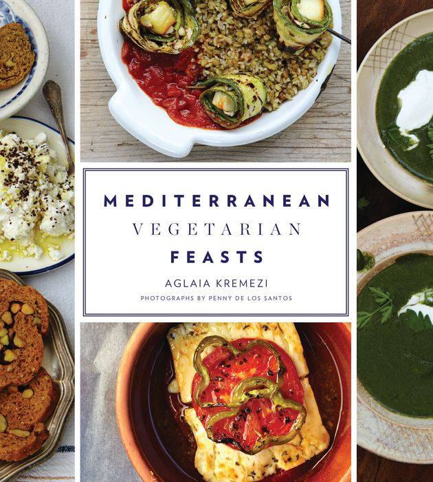 Mediterranean Vegetarian Feasts everyday italian 125 simple and delicious recipes