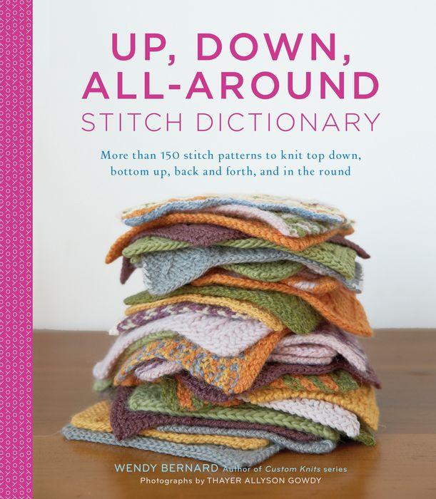 Up, Down, All-Around Stitch Dictionary round up учебники
