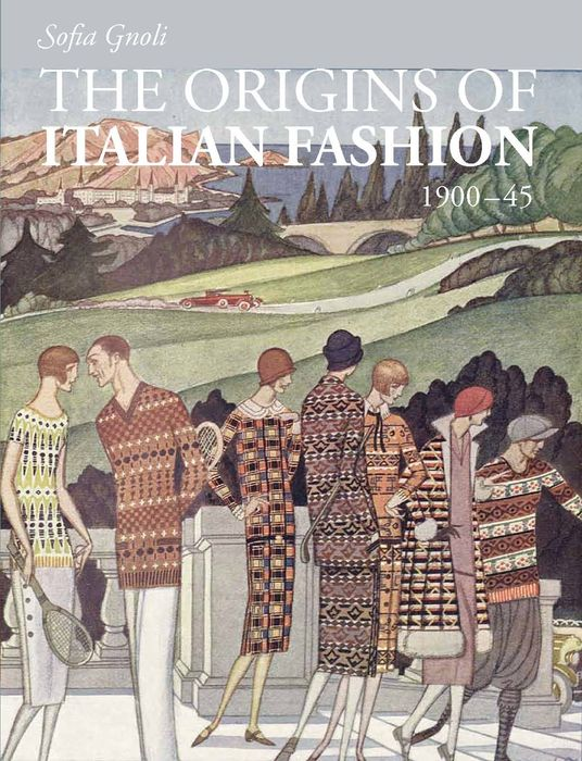 Origins of Italian Fashion 1900-45, The italian visual phrase book