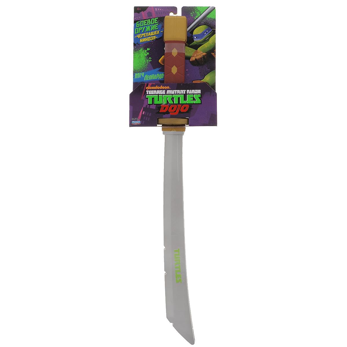 Боевое оружие Turtles Меч Леонардо