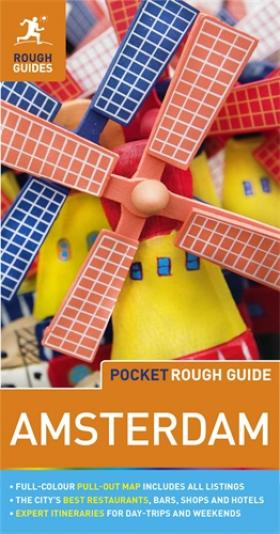 Pocket Rough Guide Amsterdam купить