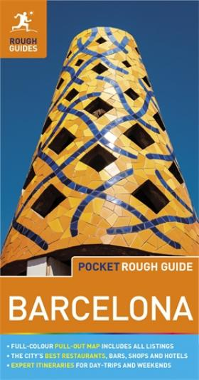 Pocket Rough Guide Barcelona купить