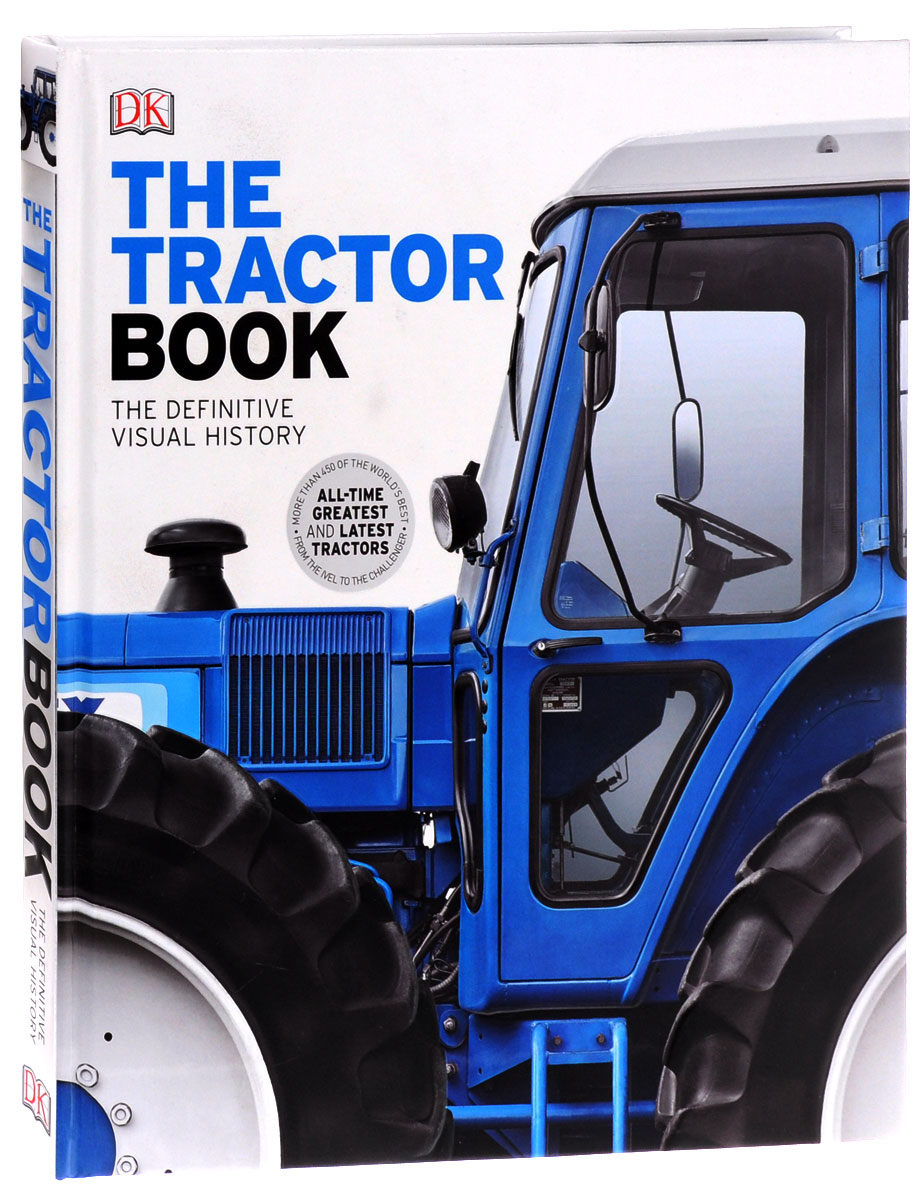 The Tractor Book massey ferguson