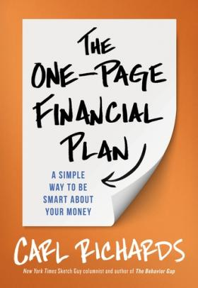 The One-Page Financial Plan диван page