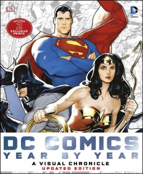 DC Comics Year by Year A Visual Chronicle krystel castillo villar supply chain network design including the cost of quality