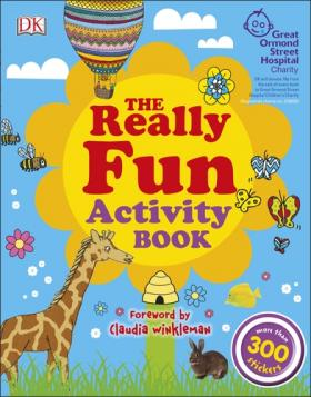 The Really Fun Activity Book (+ Stickers) my counting sticker activity book