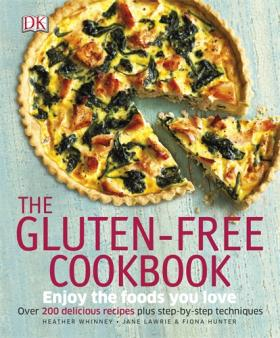 цена на Gluten-free Cookbook