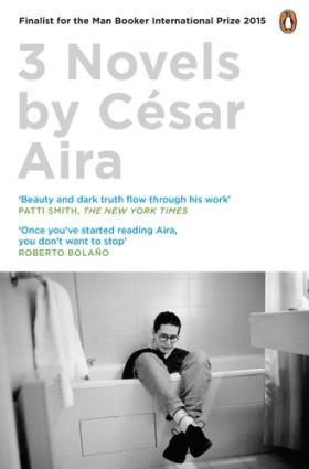 Three Novels by Cesar Aira самокат 3 х колесный amigo viper sport фиолетовый