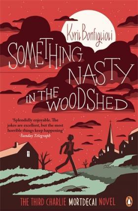Something Nasty in the Woodshed mortdecai