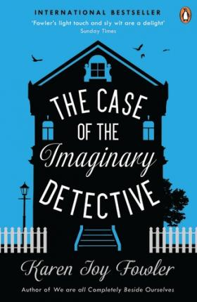 The Case of the Imaginary Detective detective cross