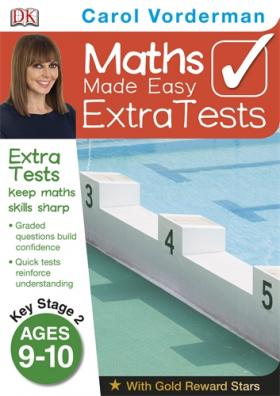 Maths Made Easy: Extra Tests: Age 9-10 10 minutes a day maths ages 3 5
