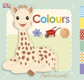 Sophie la girafe: Colours фигурки игрушки sophie la girafe развивающая игрушка мышка жозефина