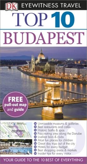 Фото DK Eyewitness Top 10 Travel Guide: Budapest dk eyewitness top 10 travel guide milan