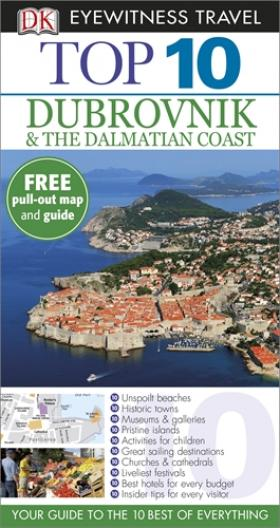 Фото DK Eyewitness Top 10 Travel Guide: Dubrovnik & the Dalmatian Coast dk eyewitness top 10 travel guide milan
