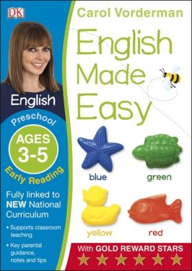 English Made Easy: Preschool Early Reading (+наклейки) jasjit kaur navneet sharma and harpal singh implants made easy