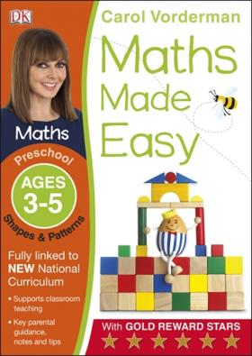 Maths Made Easy Shapes And Patterns Preschool Ages 3-5 jasjit kaur navneet sharma and harpal singh implants made easy