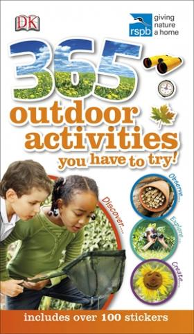 RSPB 365 Outdoor Activities You Have to Try english 365