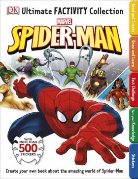 Ultimate Factivity Collection: Marvel Spider-Man