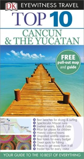 DK Eyewitness Top 10 Travel Guide: Cancun & The Yucatan dk eyewitness top 10 travel guide milan