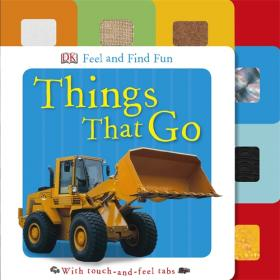 Feel and Find Fun Things That Go feel and find fun building site
