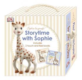 Купить Sophie La Girafe slipcase Storytime with Sophie