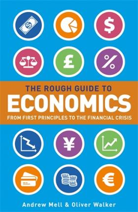 Rough Guide to Economics, The david buckham executive s guide to solvency ii