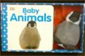 Купить Baby Animals Book and Plush