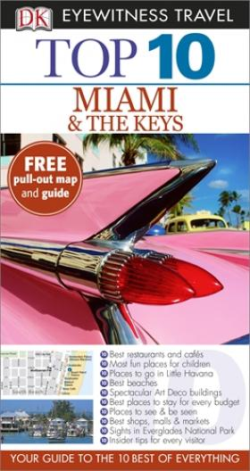 DK Eyewitness Top 10 Travel Guide: Miami & the Keys футболка классическая printio the black keys